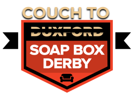 Announcing Couch to Soap Box Derby