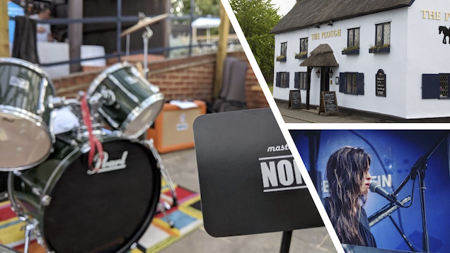 The Plough Music Festival in aid of the Soap Box Derby