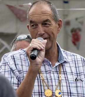 The Mayor of Duxford award